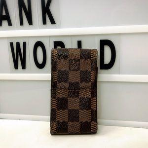 Louis Vuitton Damier Ebene Etui Cigarette Case